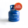 5 kg fľaša propán-bután EASY - V cene donáška až k vám domov