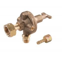 MEVA Redukčný ventil 0,1 - 4 bar