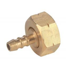 MEVA Nátrubok D 8 mm, matica W21, 8LH