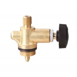 MEVA Jednocestný ventil PB M9 x 0,75