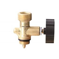 MEVA Jednocestný ventil PB W 21,8 L