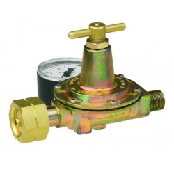 Regulátor tlaku plynu s manometrom 12 kg/h, 0,5 – 4 bar