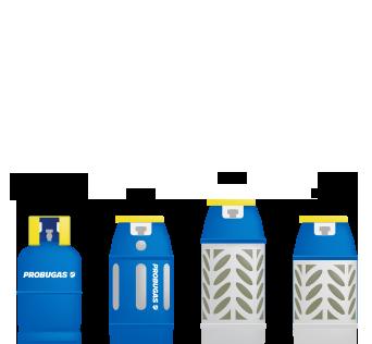 Plynové fľaše